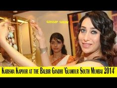 Karisma Kapoor at the Balbir Gandhi 'Glamour South Mumbai 2014' Fashion ...