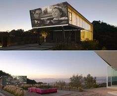 Awesome Home Theatre! Talk about a winner, I love Drive Ins, so this would be the best!