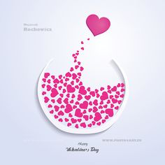 aquarium full of hearts , happy valentine's day - vector  card , background. You can buy my artwork >>> #aqarium #valentine #heart #love #card #day #romantic #wedding #valentine's #design #vector #invitation #background #design #illustration #date #happy #holiday #isolated #symbol #beautiful #celebrate #celebration #february #lovely #valentines #gift #happiness #together #feeling #present
