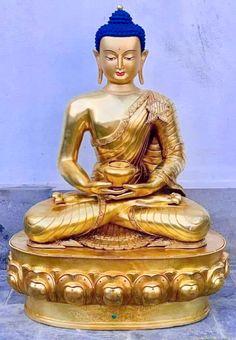 Amitabha Buddha, Statue, Art, Art Background, Kunst, Performing Arts, Sculptures, Sculpture, Art Education Resources