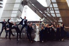 Ruth and Stephen's Modern Minimalistic Manchester Wedding at the Lowry. By Nicola Thompson Good photo