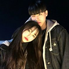 Hot Korean Guys, Korean Couple, Cute Korean, Korean Girl, Couple Goals Relationships, Couple Relationship, Korean Ulzzang, Ulzzang Boy, Cute Couple Pictures