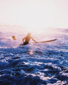 surf, summer, and beach image Ocean Beach, Beach Bum, Harbor Beach, Ocean Waves, Summer Beach, Trekking, Jay Alvarrez, Kayak, Just Dream