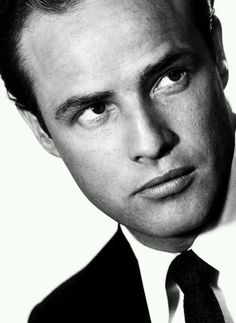 Marlon Brando...the hottest guy in 1950s Hollywood.