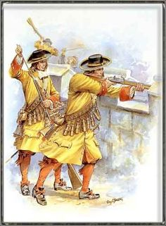 Duke of York and Albany's Maritime Regiment of Foot c.1670