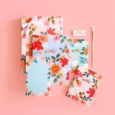 Fab stationery set from Fox & Fallow available online now with The Paper Parlour.
