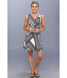 Find easygoing glam in this Lolë® Odette dress.. Regular fit has a modern cut that hugs the body w...
