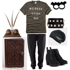 witch male aesthetic polyvore modern outfit witchy clothing hunter clothes last