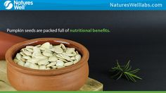 http://NaturesWellLabs.com. Research has indicated that pumpkin seeds, due to their high zinc, are beneficial to prostate health. Check our list of their other astounding benefits. Buy 100% (HMC) Halal Certified Vitamins & Supplements Now. Visit NaturesWellLabs.com. Follow Natures Well Labs on Twitter: https://Twitter.com/NaturesWell