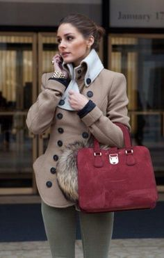 Fall outfit, Olivia Palermo