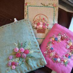 #Embroidery#stitch#needlework  #프랑스자수#일산프랑스자수#자수#춥다~꽃을 보면 따뜻해진다~~