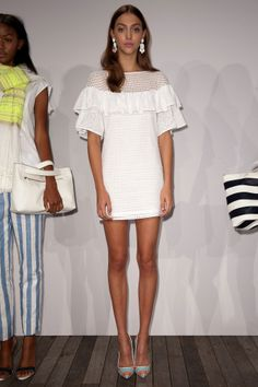 Top 11 Trends For Spring 2014 - Ruffles J.Crew Spring 2014