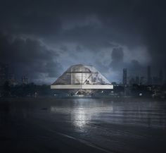 bloomimages | Architecture Visualisation Helsinki, Architecture Visualization, Architecture Sketches, George Lucas Museum, Angeles, Oslo, Amsterdam, Competition, Exterior