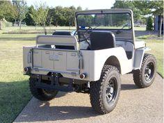 Cj Jeep, Jeep Mods, Jeep Willys, Jeep Truck, Chevy Trucks, Jeep Wrangler, Vintage Jeep, Vintage Cars, Mini Jeep