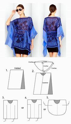 2 Scarfs /Foulard to Dress or Top