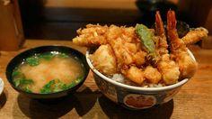 Kaneko Hannosuke for tempura.  close to aman, the best, but a queue.
