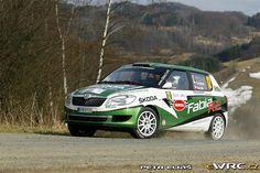 Jaromír Tarabus; Igor Norek; Škoda Fabia R2; Bonver Valašská Rally 2011