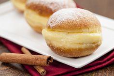 Sonho fofinho sem fritura | Cozinhas Itatiaia