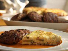Breakfast Sausage Patties: 5 ingredients (pork, maple syrup, sage, dijon, shallot)