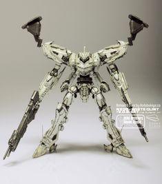 Check out the latest Gunpla Gundam News here. Armored Core, Hunter Games, Arte Cyberpunk, Mechanical Art, Custom Gundam, Wallpaper Size, Gundam Model, Sci Fi Art, Plastic Models