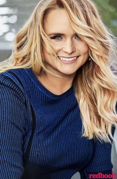 Miranda Lambert Covers Redbook Magazine, Reveals Her 'Three M's', The singer graces the November cover of Redbook magazine, where she opens up Country Singers, Country Music, Country Artists, Miranda Lambert Photos, Miranda Lambert Hair, Miranda Blake, Her Cut, Female Singers, Dimples