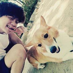 #baekhyun I never really wanted to become a dog so badly