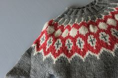 Ravelry: Project Gallery for Loki pattern by Ragga Eiríksdóttir