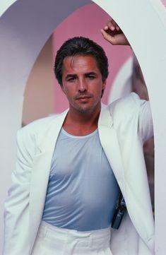Don Johnson Recalls Landing Iconic Role on 'Miami Vice' - Closer ...