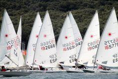 España. V Open Nacional de Laser 2012.