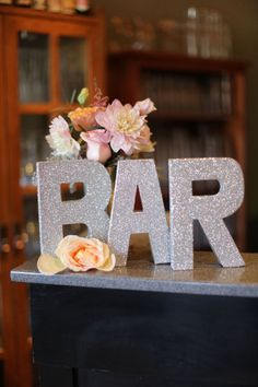 this way to the BAR  Photography by Laura Murray Photography, http / lauramurrayphotography.com/, Event Design by Bespoke Style Studio / bespokestylestudio.com