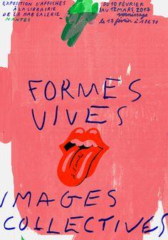 Formes Vives, le blog