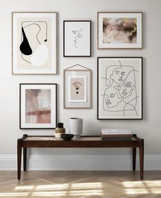 Find inspiration for creating a picture wall of posters and art prints. Endless inspiration for gallery walls and inspiring decor. Create a gallery wall with framed art from Desenio. Frames On Wall, Wall Collage, Canvas Wall Art, Black Canvas Art, Frames Decor, Wall Mirrors, Framed Wall Art, Decor Room, Bedroom Decor