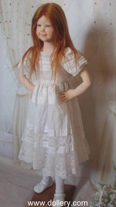 Smell of Spring/Laura Scattolini Dolls at the Dollery