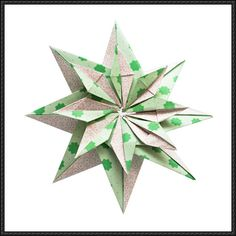 How to Fold a Double Eight-Pointed Stars Origami - http://www.papercraftsquare.com/fold-double-eight-pointed-stars-origami.html