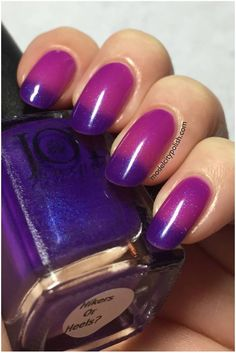 Hikers or Heels | Summer in Seattle Collection | Joy Lacquer