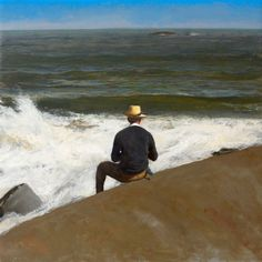 Bo Bartlett, The Watercolorist