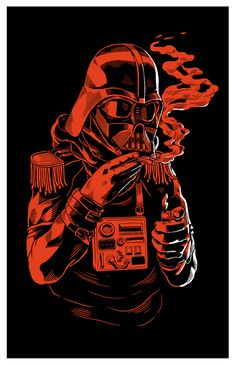 Joint the Dark Side by Smithe, via Behance