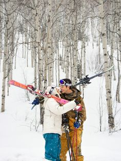 There are a few things you need to know before your first vacation together. Hitting the slopes this weekend? Read this.