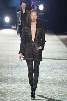 Haider Ackermann Fall 2016 Ready-to-Wear Collection Photos - Vogue