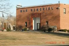 War Memorial, South St, Danbury, CT