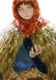 Ashitaka by tomaru5.deviantart.com on @deviantART