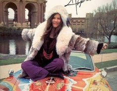 North Beach-Janis and a day or two in S.F. and Haight-Ashbury