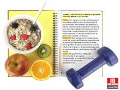 Carboidrati e attività fisica