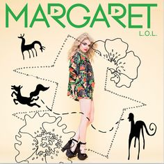 margaret j: add the blonde is out now !