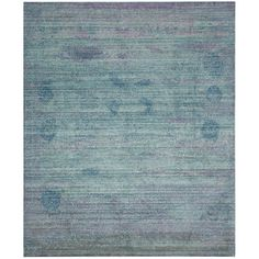 Bungalow Rose Thanh Turquoise Area Rug & Reviews | Wayfair