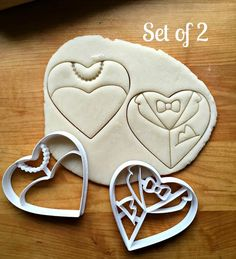Savory magic cake with roasted peppers and tandoori - Clean Eating Snacks Heart Cookie Cutter, Heart Cookies, Cake Cookies, Cookie Cutters, Cookie Favors, Owl Cookies, Flower Cookies, Easter Cookies, Birthday Cookies