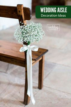 30 Beautiful Wedding Aisle Decoration Ideas ♥ It's so important to put attention to aisle decoration, the place where you will say the most important words. Consider our wedding aisle decoration ideas! #wedding #decor #weddingforward #bride #weddingdecor #WeddingAisleDecor Wedding Reception, Our Wedding, Wedding Venues, Wedding Aisle Decorations, Table Decorations, Beautiful Pictures, Diy Projects, Rustic, Inspiration