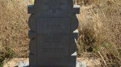 ERASMUS Anna Francina nee VAN WYK 1880-1942 Free State Boshoff district, Rural farm cemeteries