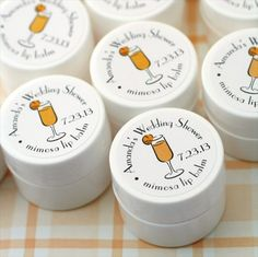 50 Most Creative Bridal Shower Favors