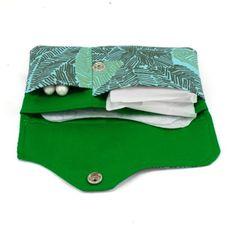 Etui 3w1 na wkładki higieniczne, podpaski, tampony